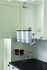 Küche Pulldown Korb Regale/Duales Draht Regal 504.59.221 oder 504.59.222