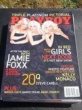 Playboy Magazine November 2005 (Girls Next Door - Bridget, Holly & Kendra)