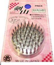 Japanese Kenzan Flower Frog Arrangement Needle Point Holder #3135 S-2438
