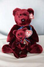 Ty Beanie Baby and Buddy Bear Buckingham Rare