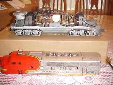 Lionel Santa Fe  postwar dual horizantal motors F3