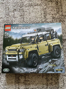NEW LEGO Technic Land Rover Defender 42110  SEALED Adult Building Kit