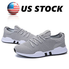 Men's Sports Casual Running Shoes Outdoor Athletic Jogging Tennis Sneakers Gym