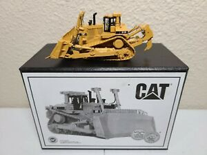 Caterpillar Cat D11R Dozer with Ripper - CCM Brass 1:87 Scale Model New!