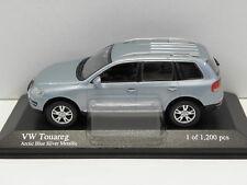 Minichamps 400056000 sammelmodell VW Touareg 2006 m.1:43