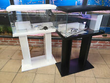 More details for ciano 60 fish tank & stand: complete with led light, heater, filter and more