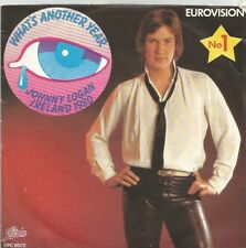 Johnny Logan - What's Another Year / One Night Stand (Vinyl-Single 1980) !!!