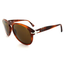 Persol Sunglasses 0649 96/33 Light Havana Brown