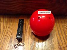 Nintendo Controller Danglers Keychain Wii Black