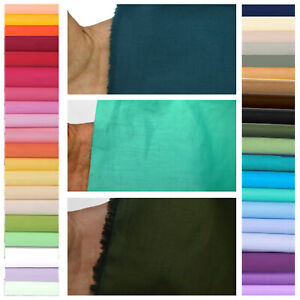 100% Pure Cotton Fabric Quilting Quilt Bedding Sheet Sewing DIY Fashion Material