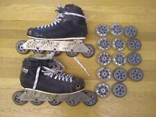 Custom Inline Racing Skates Size 12
