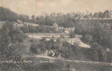 Postcard Landsberg a. D.Warthe Quilitz Park 1910