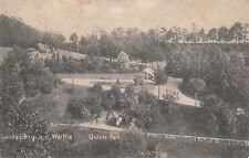 Ansichtskarte  Landsberg a.d. Warthe  Quilitz Park  1910
