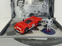 "Slot car SCX Scalextric Fly W01 Chevron B21 Rafael Barrios ""Serie Campeones"" #22"