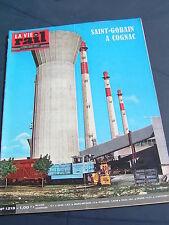 vie du rail 1969 1219 ST DIZIER REVIGNY ORNAIN ROBERT ESPAGNE COGNAC VERSAILLES