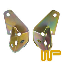 Classic Mini Rear Brackets For Fixed Negative Camber FNCB