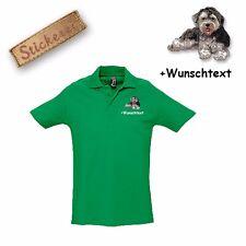 Camiseta Polo Algodón Bordado Habanés 2 + Texto personalizado