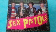 Sex Pistols Group Photo 5 Inch Sticker