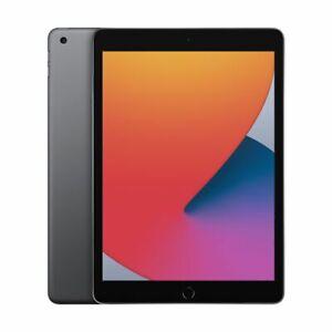 "NEW 8th Gen Apple iPad 10.2"" 8th Gen with WiFi - 32GB - GRAY (2020)"