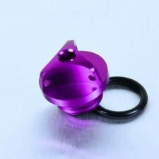 Pro-Bolt Aluminium Oil Filler Cap M20 x (2.50mm) - Purple Honda MSX125 Grom 16+
