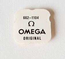Omega 662 # 1104 Fare clic su nuova fabbrica Sigillato Originale Swiss