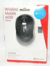 Microsoft Wireless Mobile Mouse 4000 bluetrack Technology