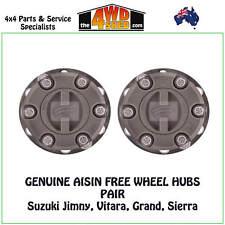 AISIN Manual Free Wheel Hub PAIR suit Suzuki Jimny Vitara Sierra - FHS-002