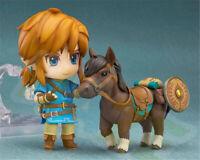 Nendoroid The Legend of Zelda: Breath of The Wild Link Figura Juguete Deluxe Ver