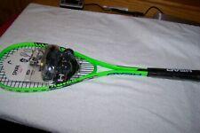Head Spark Team Squash Racquet Eyewear Ball Pack - Green - Factory Warranty