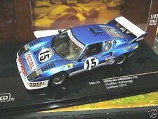 LIGIER Matra JS2 Maserati Le Mans 1974 #15 Laffite Serpaggi Total IXO  1:43