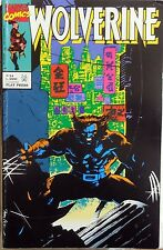 MARVEL WOLVERINE N.24 1991 PLAY PRESS
