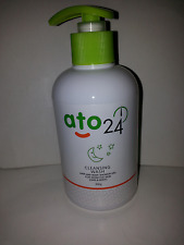 ATO 24 CLEANSING WASH HAIR AND BODY SHOWER GEL FOR SENSITIVE SKIN 300g/ 10.58 oz
