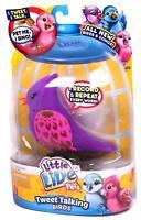 Little Live Pets Tweet Talking Bird Golden Gaby Series 2 Brand New & Sealed