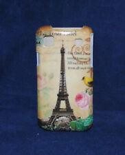 Hardcase für Samsung Galaxy S / S+ i9000 Handy Kunststoff Eiffelturm Design