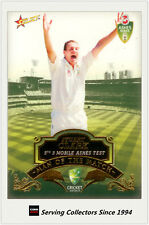 2007-08 Select Cricket Cards Man Of The Match MTM5 Stuart Clark