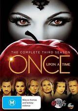 Once Upon A Time : Season 3 (DVD, 2014, 6-Disc Set)