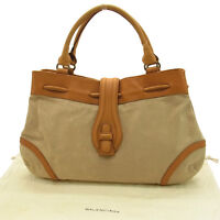 BALENCIAGA handbag / unisex Authentic Used D790