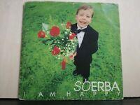 SOERBA I AM HAPPY Radio version 3,33 Beach version - CD singolo cardsleav MORGAN