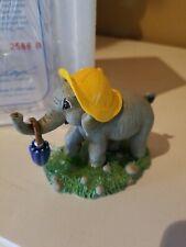 """""""Rainy Day Splash"""" Waterful Ways & Elephant Days Figurine, Hamilton"""