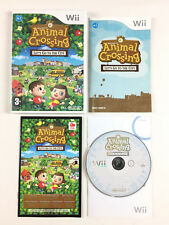 Animal Crossing Let's Go to the City Wii / Jeu Sur Nintendo Wii Complet