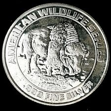 New ListingGeneric Colorado Casino $7 .999 Silver Strike Buffalo Shiney Var 1 Token !Gcxx23