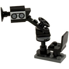 LEGO TV Camera on Boom with chair and adjustable position - NEW