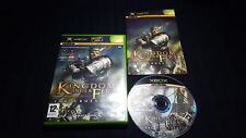 KINGDOM UNDER FIRE THE CRUSADERS -  VF - jeu Game console XBOX / 360 retrocomp