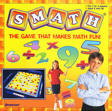 Smath ~ The Game That Makes Math Fun by Pressman Toy NEW