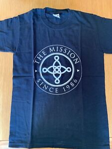 The Mission 30th Anniversary tour t shirt