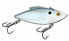 Rat-L-Trap Mg25b Magtrap 3/4 Oz CHM W/ Blue Back Bass Fishing Hard Bait