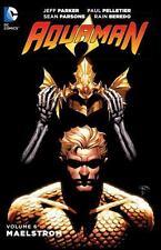 Aquaman Volume 6 Maelstrom by Dc Comics (2016, Paperback)