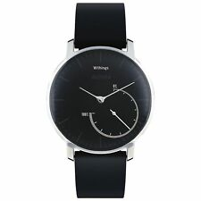 NEW Withings Activite Steel Activity Sleep Tracking Watch 36mm Black HWA01