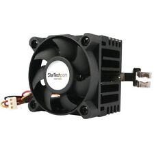 StarTech.com 50x50x41mm Socket 7/370 CPU Cooler Fan w/ Heatsink and TX3 and LP4