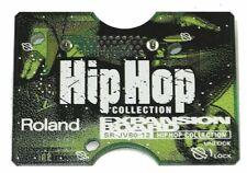 Roland Hip-Hop Expansion-Board SR JV80-12 für JV1080 JV2080 XV5080 + GEWÄHR